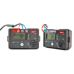 Uni-T Digital RCD (ELCB) Tester With Auto RAMP function Test The Trip Time and Trip Current