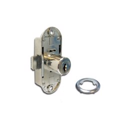 Armstrong 701-30 - Rotating Bar Lock Espangnolette (Wardrobe Lock)