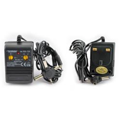 Terminator AC/DC Power Adaptor Universal 7 Way 350mA 6W 13A Input 220/240VAC 50/60Hz Output DC 1.5-12V