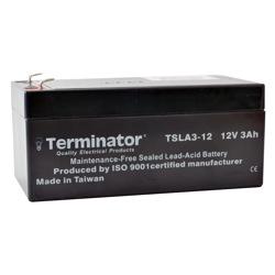 Terminator SLA Battery 12V-3Ah (Taiwan)