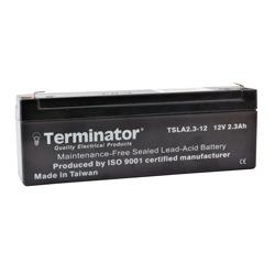 Terminator SLA Battery 12V-2.3Ah (Taiwan)