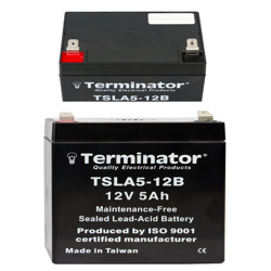 Terminator SLA Battery 12V-5Ah (Taiwan)