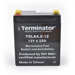 Terminator SLA Battery 12V-4.5Ah (Taiwan)