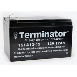 Terminator SLA Battery 12V-12Ah (Taiwan)
