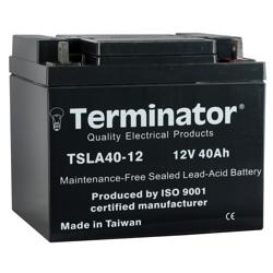 Terminator SLA Battery 12V-40Ah (Taiwan)