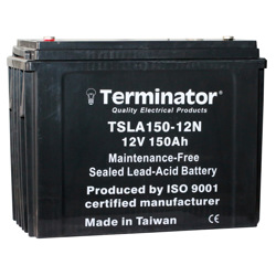 Terminator SLA Battery 12V-150Ah (Taiwan)