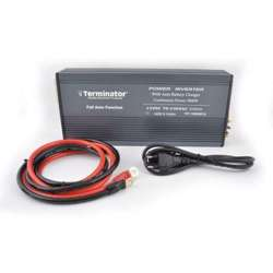 Terminator Power Inverter With Charger & Full Auto Function 1000W (Taiwan)