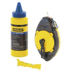 Stanley 0-47-465 Powerwinder Chalk Line Kit