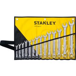 Stanley 73-647-8 14Pcs Combination Wrench Set