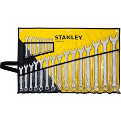 Stanley 33-650-8 23Pcs Combination Wrench Set