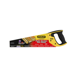 Stanley 2-15-594 Jet Cut Fine Finish Wood Saw 380mm