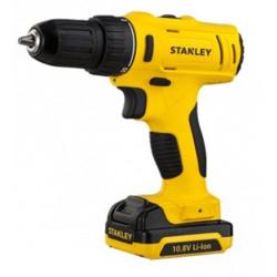 Stanley SCD12S2-B5 10.8V Li-Ion Cordless Compact Drill