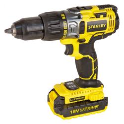 Stanley STDC18LHBK 18V Li-Ion Hammer Drill preview
