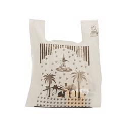 Welcome Printed T-Shirt Bag 20kg - 40x40cm