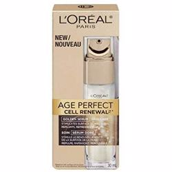 L''''Oreal Paris Age Perfect Cell Renewal Facial Golden Serum, 1.0 oz