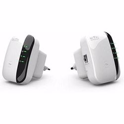 Wireless-N 300Mbps 2T2R Wifi Repeater 802.11G/B/N Network Router Range Extender wifi booster