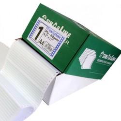 Sinarline Computer paper A4 1 Ply 9.5x11