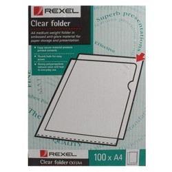 Rexel CKF/A4 Reinforcement (1x100sheet/pkt)