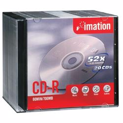 Imation CD-R Slimcase preview