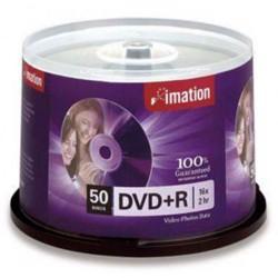 Imation DVD-R, DVD+R (1x50)