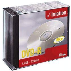 Imation DVD-R, DVD+R Slimcase