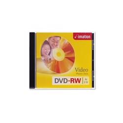 Imation DVD-RW, DVD+RW Slimcase