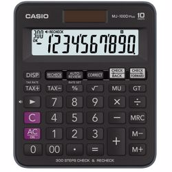 Casio Calculator MJ-100