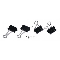Top Star Double clips 19mm (1x12/pkt)
