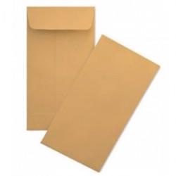 Brown Envelopes 9x4 (500pcs/pack)