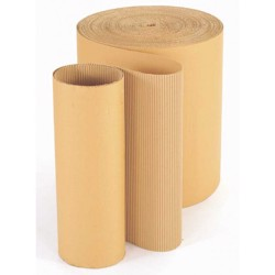 Corrugated Roll 2 ply