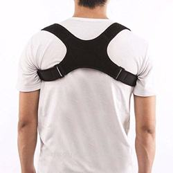 Adjustable Posture Strap Back Support Posture Corrector Brace for Back Shoulder Pain Relief