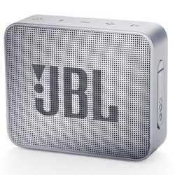 JBL GO 2 Portable Wireless Speaker - Gray