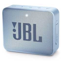 JBL GO 2 Portable Wireless Speaker - Cyan
