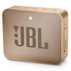 JBL GO 2 Portable Wireless Speaker - Champagne Gold