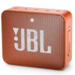 JBL GO 2 Portable Wireless Speaker - Orange