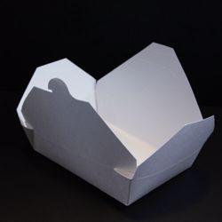 White Deli Box