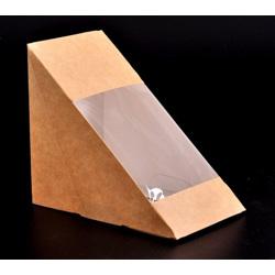 Kraft Sandwich Paper Boxes