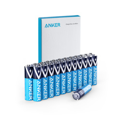 Anker Aaa Alkaline Batteries 48-Pack