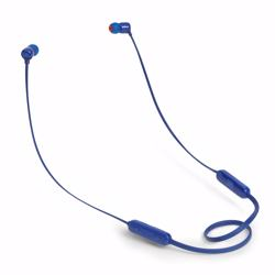 JBL T110 Blutooth Headphone Blue