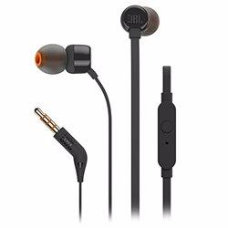 JBL T110 In-Ear Headphone Black