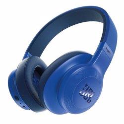 JBL E55 Blutooth Headphones Blue