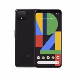 Google Pixel 4 128GB 6GB RAM - Just Black
