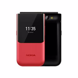 Nokia 2720 Flip 4GB 512MB - Red