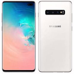 Samsung Galaxy S10+ 1TB 12GB RAM - Ceramic White