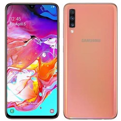 Samsung Galaxy A70 128GB 8GB RAM - Coral