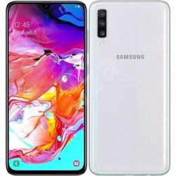 Samsung Galaxy A70 128GB 8GB RAM - White