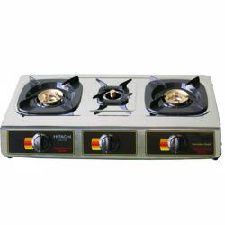 Hitachi 3 Burner Gas Table MPH310