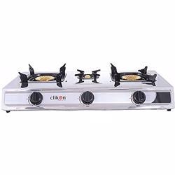 Clikon 3 Burner Gas Table CK4253