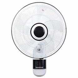 """Geepas GF9479 16"""" Wall Fan With Remote"""
