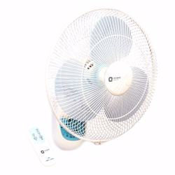 "Orient Wall Fan 49 16"" With Remote Blue"
